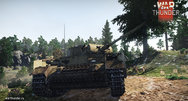 War Thunder tank expansion offering closed beta access for $50