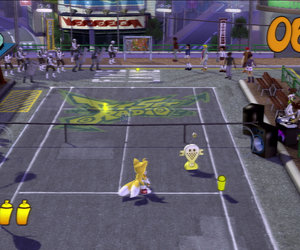 Sega Superstars Tennis Videos