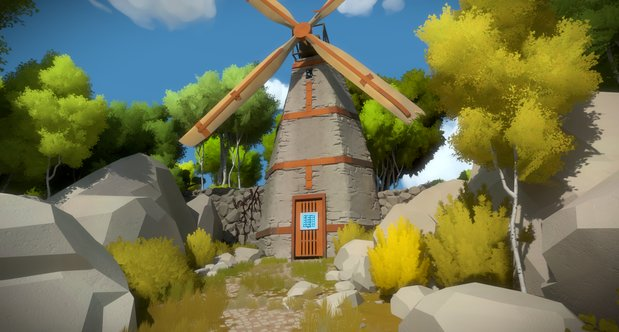 The Witness screenshots