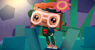Tearaway screenshots
