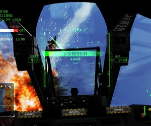 Ace Combat Infinity Screenshots
