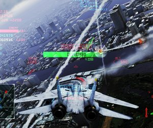 Ace Combat Infinity Files