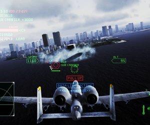 Ace Combat Infinity Screenshots