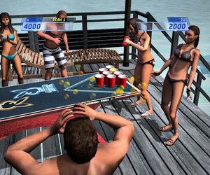 Beer Pong! Screenshots