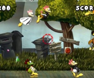 Crazy Chicken: Director's Cut Screenshots