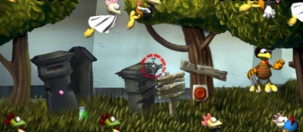 Crazy Chicken: Director's Cut News
