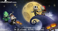 LittleBigPlanet getting Nightmare Before Christmas costumes and level kits