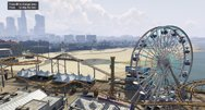 Grand Theft Auto 5 vs Los Angeles: Santa Monica