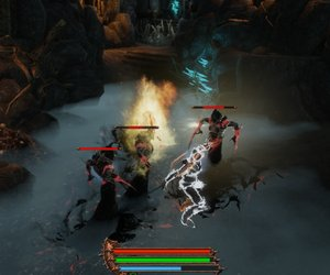 The Dark Eye: Demonicon Screenshots