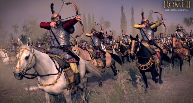 Total War: Rome II Nomadic Tribes Culture pack screenshots