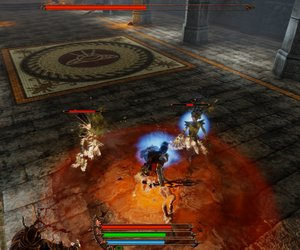 The Dark Eye: Demonicon Chat
