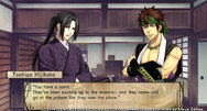 Hakuoki: Stories of the Shinsengumi bring bishonen to PS3