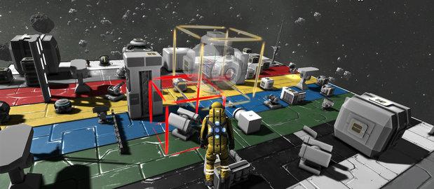 Space Engineers News