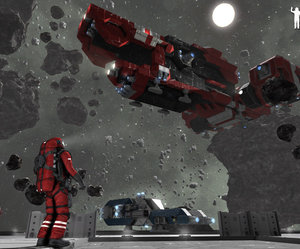 Space Engineers Chat