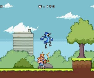 Regular Show: Mordecai and Rigby in 8-bit Land Files