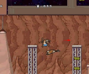 Regular Show: Mordecai and Rigby in 8-bit Land Videos