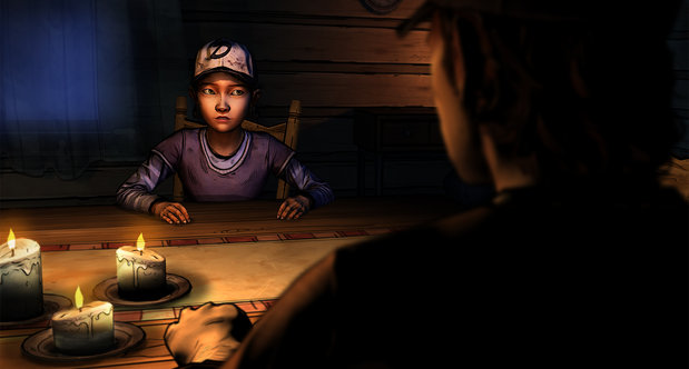 The Walking Dead: Season Two screenshots