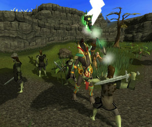 RuneScape 3 Screenshots