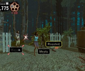 The Typing of the Dead: Overkill Chat
