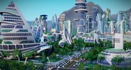 SimCity Cities of Tomorrow trailer gets invaded by aliens