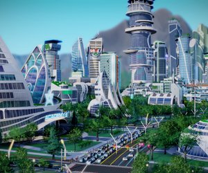 SimCity Cities of Tomorrow Videos