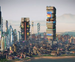 SimCity Cities of Tomorrow Screenshots