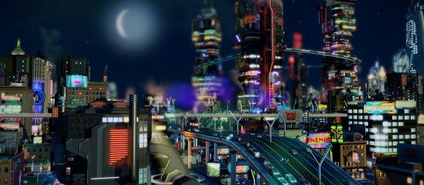 SimCity Cities of Tomorrow News