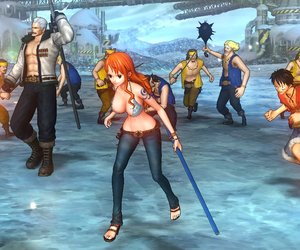One Piece: Pirate Warriors Files