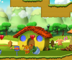 Moshi Monsters: Katsuma Unleashed Screenshots