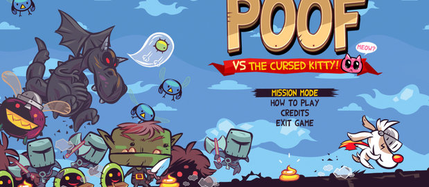 Poof VS the Cursed Kitty News