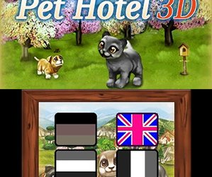My Baby Pet Hotel 3D Chat