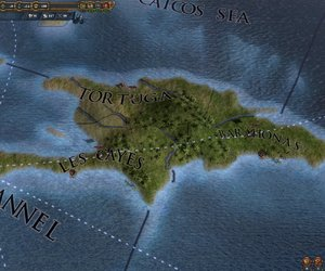 Europa Universalis IV: Conquest of Paradise Chat