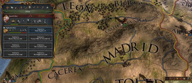 Europa Universalis IV: Conquest of Paradise News