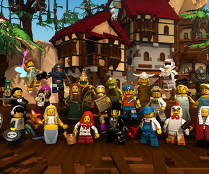 Lego Minifigures Online Videos