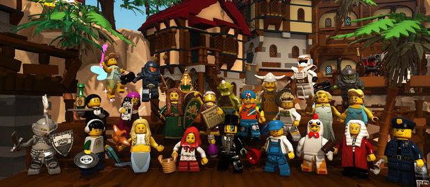 Lego Minifigures Online News