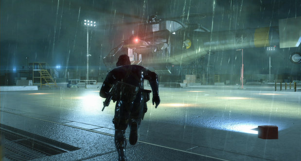 Metal Gear Solid: Ground Zeroes November 4 screenshots