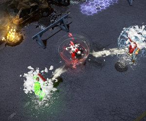 Infinite Crisis Screenshots