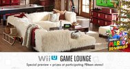Play Super Mario 3D World at Pottery Barn right now
