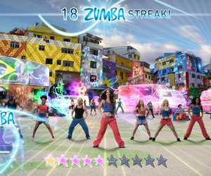 Zumba Fitness World Party Screenshots