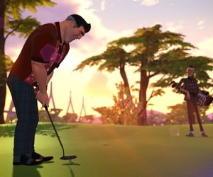 Powerstar Golf Screenshots