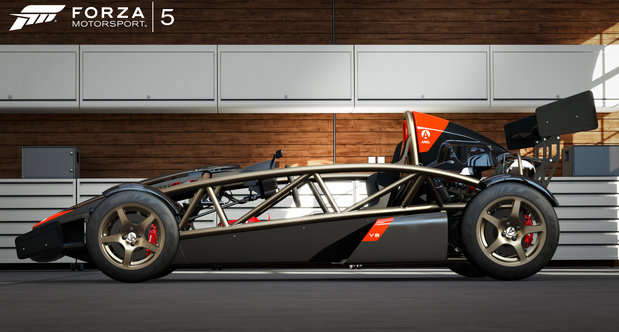 Forza Motorsport 5 launch screenshots