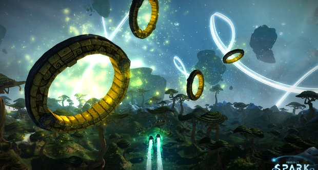 Project Spark screenshots