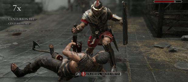 Ryse: Son of Rome News