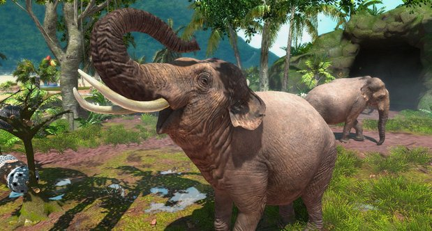 Zoo Tycoon launch screenshots