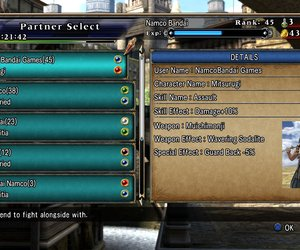 Soulcalibur Lost Swords Videos