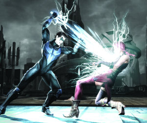 Injustice: Gods Among Us Ultimate Edition Chat