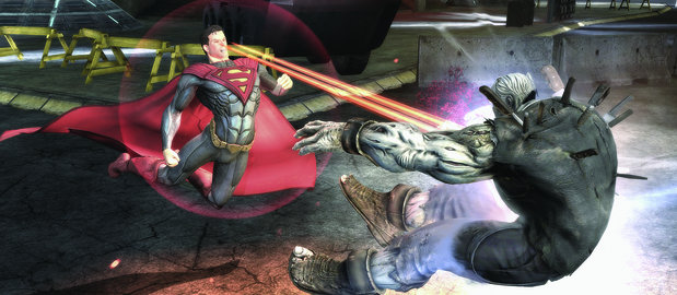 Injustice: Gods Among Us Ultimate Edition News
