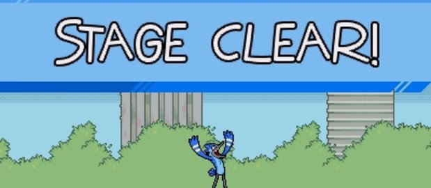 Regular Show: Mordecai and Rigby in 8-bit Land News
