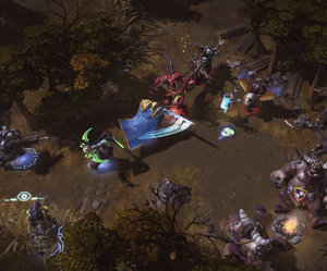 Heroes of the Storm Videos