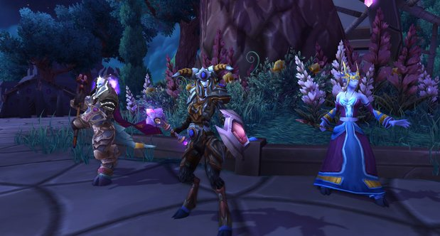 World of Warcraft: Warlords of Draenor screenshots